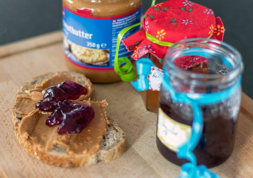 You develop an essay like you spread peanut butter.